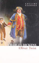 Oliver Twist - фото обкладинки книги