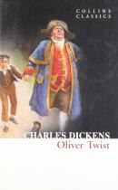 Книга Oliver Twist