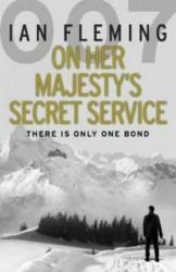 On Her Majesty's Secret Service - фото обкладинки книги