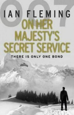 Книга On Her Majesty's Secret Service