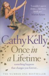 Once in a Lifetime - фото обкладинки книги