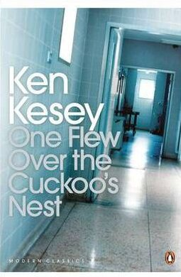 One Flew Over the Cuckoo's Nest - фото книги