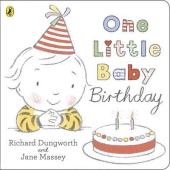 One Little Baby Birthday - фото обкладинки книги