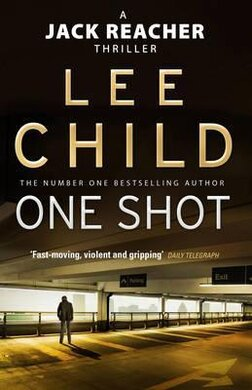 One Shot : (Jack Reacher 9) - фото книги