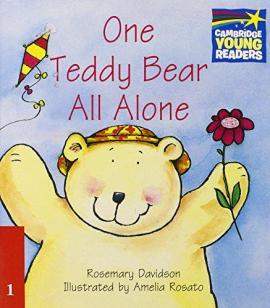 One Teddy Bear All Alone Level 1 ELT Edition - фото книги