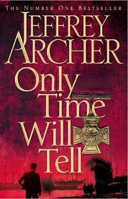 Only Time Will Tell. Book 1 - фото книги