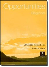 Opportunities Beginner Global Language Powerbook - фото обкладинки книги