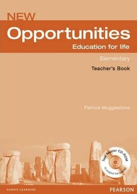 Opportunities Global Elementary Teacher's Book - фото книги