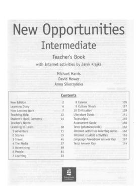 Opportunities Global Pre-Intermediate Quick Tests - фото книги