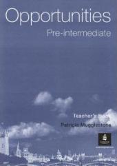 Opportunities Pre-Intermediate Global: Opportunities Pre-Intermediate Global Teacher's Book Teacher's Book - фото обкладинки книги