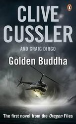 Oregon Files. Book 1. Golden Buddha - фото обкладинки книги
