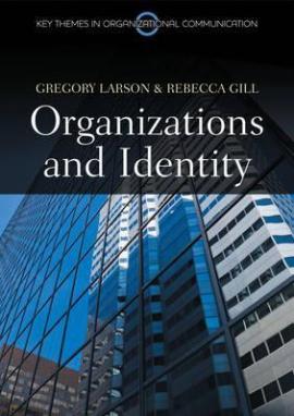 Organizations and Identity - фото книги