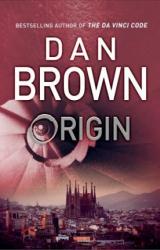 Origin : (Robert Langdon Book 5) - фото обкладинки книги