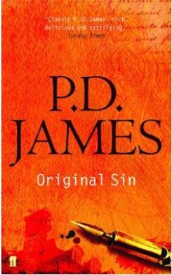 Original Sin - фото книги