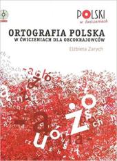 Ortografia Polska w Cwiczeniach dla Obcokrajowcow - фото обкладинки книги