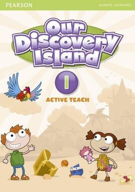 Our Discovery Island 1 Active Teach (інтерактивний курс) - фото книги