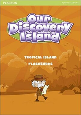 Our Discovery Island 1 Flashcards - фото книги