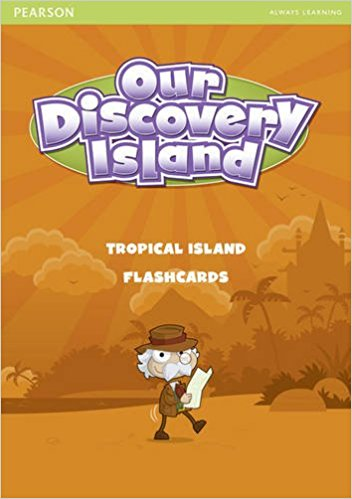 Посібник Our Discovery Island 1 Flashcards
