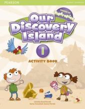 Our Discovery Island 1 Workbook+CD (робочий зошит) - фото обкладинки книги