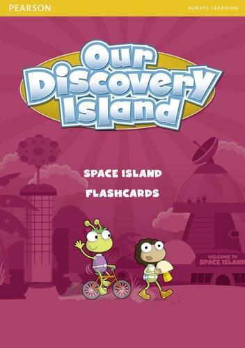 Посібник Our Discovery Island 2 Flashcards