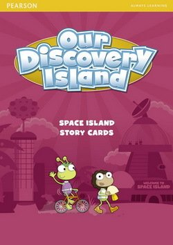 Our Discovery Island 2 Storycards - фото книги