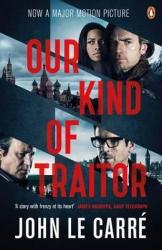 Our Kind of Traitor - фото обкладинки книги