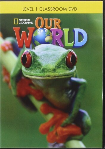 DVD диск Our World 1