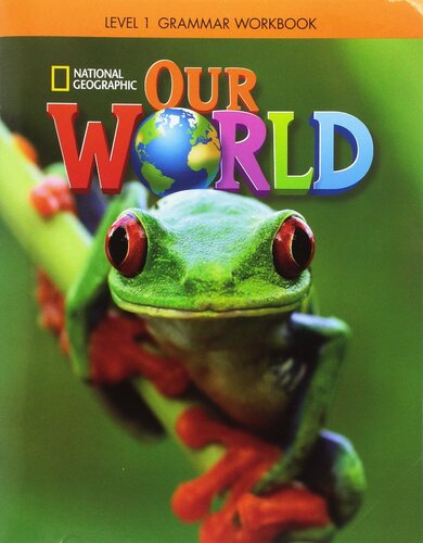Робочий зошит Our World 1 Grammar Workbook