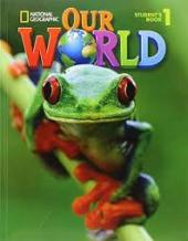 Our World 1 SB + CD - фото обкладинки книги