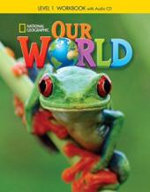 Our World 1 Workbook + CD - фото обкладинки книги