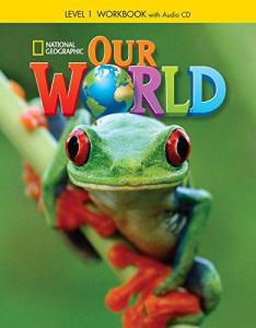 Our World 1 Workbook + CD - фото книги