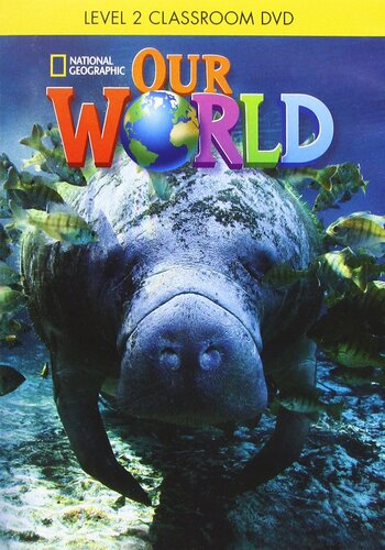 DVD диск Our World 2