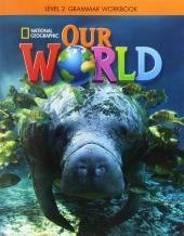 Our World 2 Grammar Workbook - фото обкладинки книги