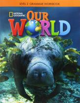 DVD диск Our World 2 Grammar Workbook