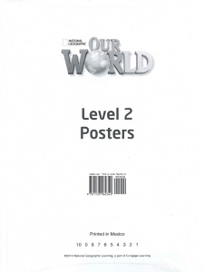 Our World 2 Posters - фото книги