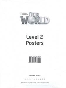 Посібник Our World 2 Posters