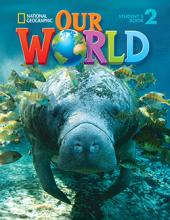 Our World 2 SB + CD - фото обкладинки книги