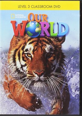 Our World 3: Classroom DVD - фото книги