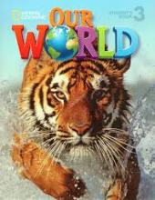 Our World 3: Student's book with CD-ROM - фото обкладинки книги