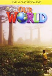 Our World 4: Classroom DVD - фото обкладинки книги