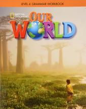 Our World 4: Grammar Workbook - фото обкладинки книги