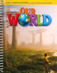 Our World 4: Lesson Planner with Audio CD and Teacher's Resource CD-ROM - фото книги