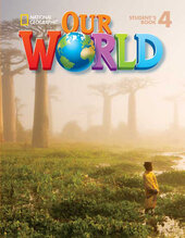 Our World 4: Student's Book with CD-ROM - фото обкладинки книги