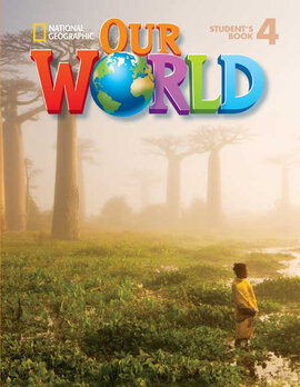 Our World 4: Student's Book with CD-ROM - фото книги