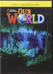 Our World 5: Classroom DVD - фото обкладинки книги