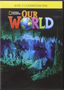Our World 5: Classroom DVD - фото книги