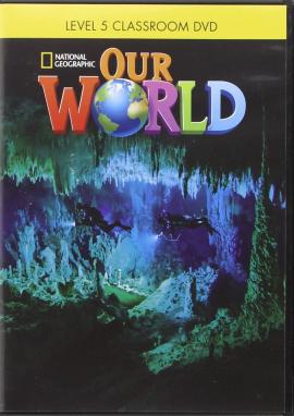 Our World 5: Classroom DVD - фото книги