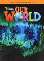Our World 5: Grammar Workbook - фото обкладинки книги