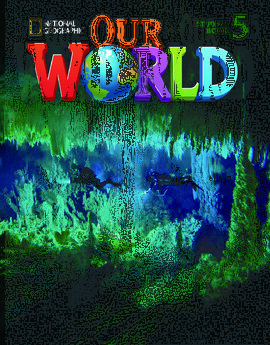Our World 5: Student's Book with CD-ROM - фото книги