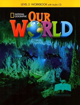 Our World 5: Workbook with Audio CD - фото книги